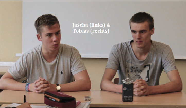 Unsere neuen FSJ Freaks