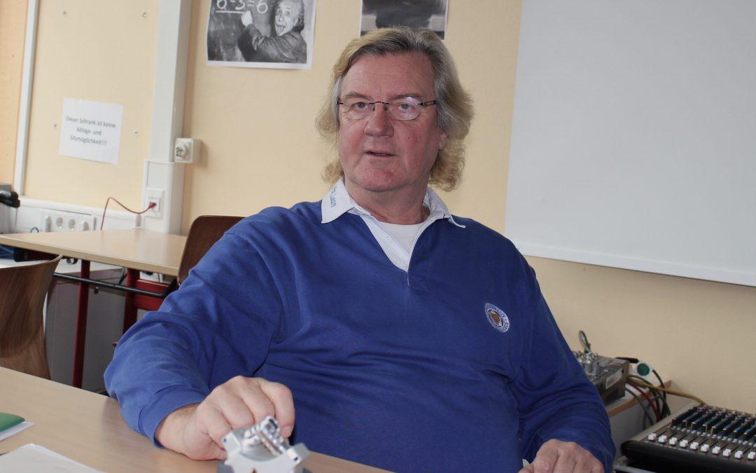 Besuch von Hr. Smith in der Deinstein Redaktion