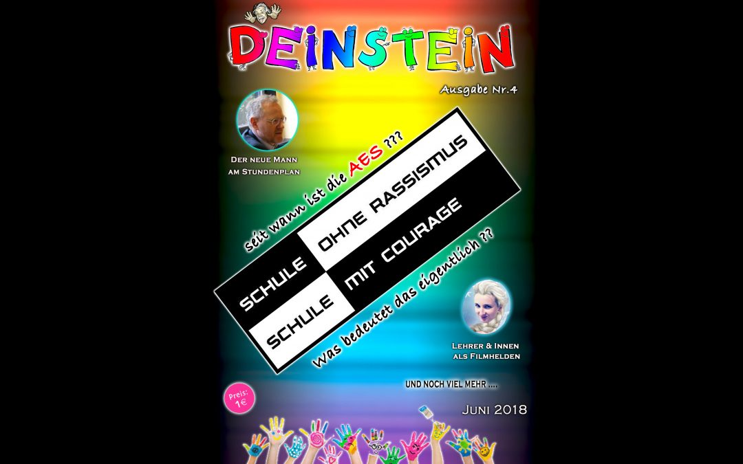 Deinstein Ausgabe 4