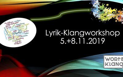 Lyrik-Klangworkshop in der 9G3