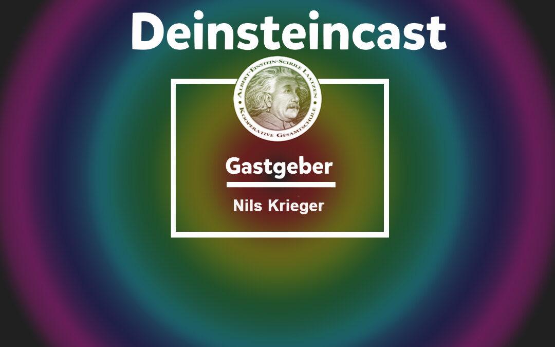 Deinstein Podcast von Nils Krieger